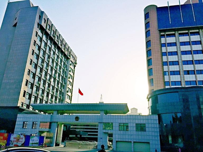 公建manbetx客户端ios:郑州市中原区委区政府办公楼