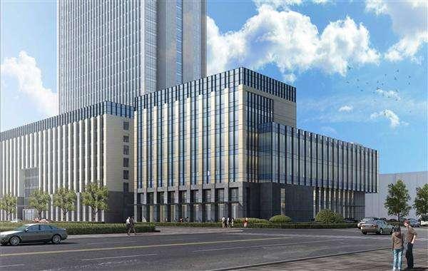 公建manbetx客户端ios:郑州市电力公司西区办公楼